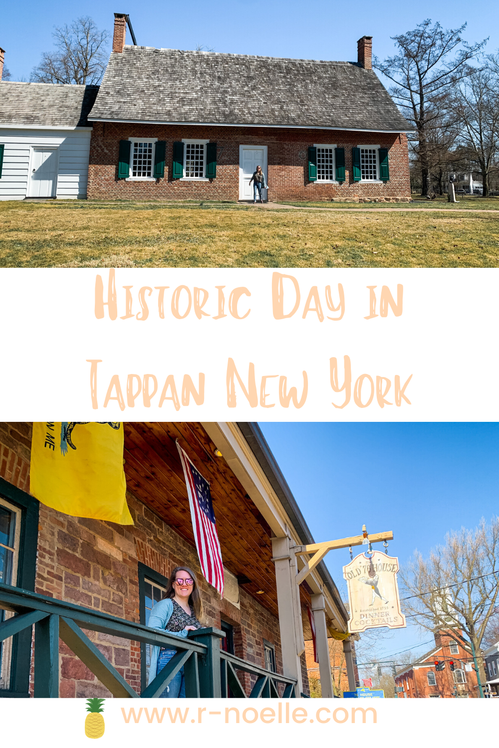 Tappan and Piermont New York have major historical significance for the Revolutionary War and World War II. Get coffee at Boxer Donuts, go for a walk or cycle the area and see all the historical spot sin one day! I break down highlight of my favorite spots and why I visited them!