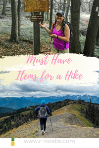 Pin to save a guide to hiking. Save this guide for your next hiking trip on needed gear.