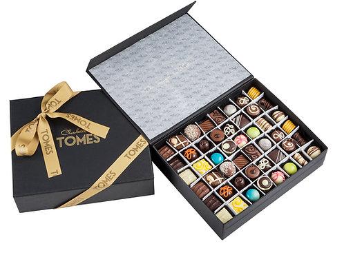 96 Piece Royal Collection Gift Box (Black Box)