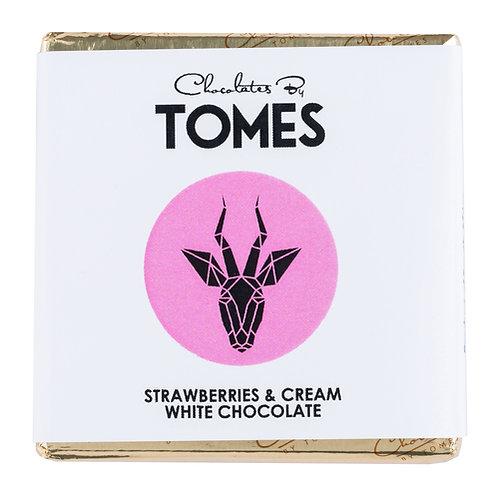 30g Tomes Safari Springbok (Strawberries & Cream)