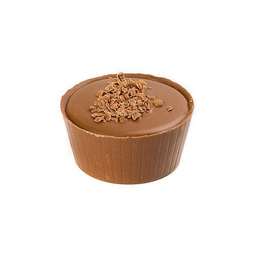 Milk Chocolate Filled Dessert Cup