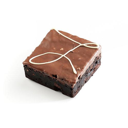 Extra Chocolate Brownie