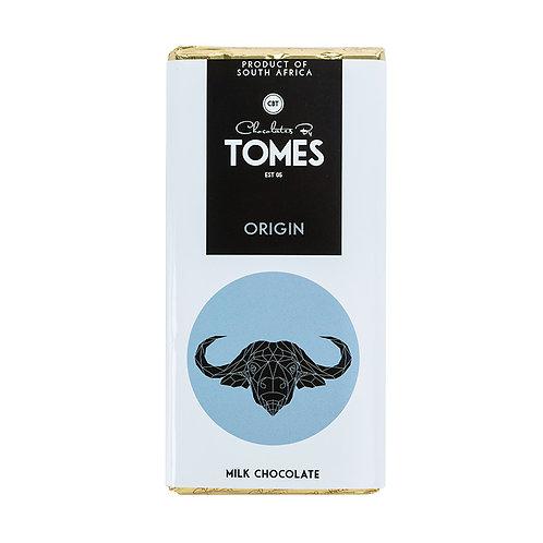 80g Tomes Safari Milk Chocolate