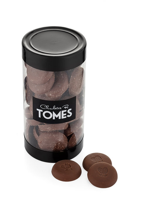 200g Milk Chocolate Buttons (Cocoa solids: 42%)