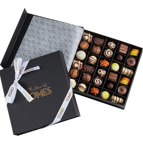 30 Piece Sensual Collection Gift Box (Black Box)