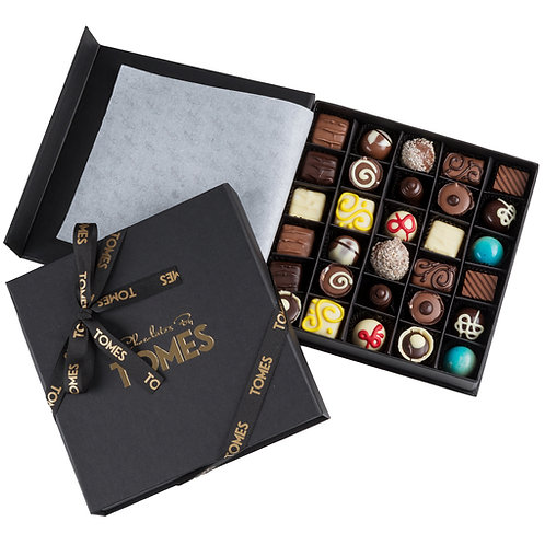 30 Piece Indulgence Gift Box Collection (Black Box)