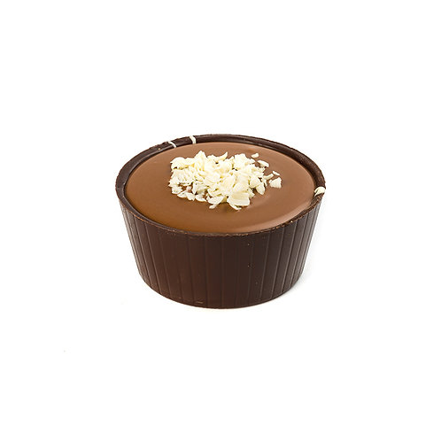 Triple Chocolate Filled Dessert Cup