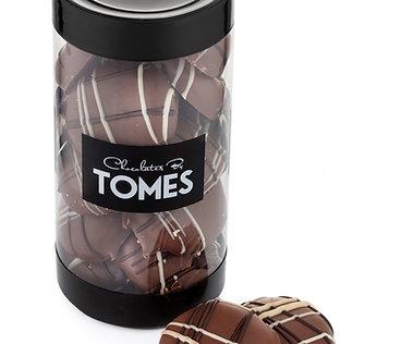 Tube - 14 Mini Milk Chocolate Biscuits