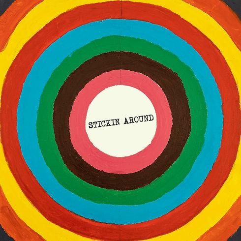 Stickin Around album cover (1st).jpg