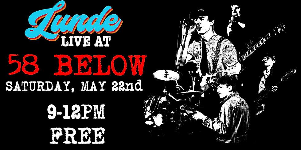 Live At 58 Below
