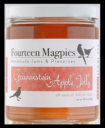 Gravenstein Apple Jelly