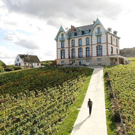 Eight Glamorous Hotels To Book For a Post Covid Trip To Champagne!