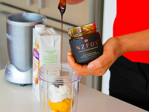 Yacon- New Zealand's Natural Prebiotic Superfood