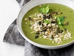 Many Greens Soup