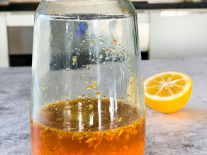Anti-inflammatory Morning Tonic Drink