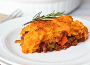 Shepards Pie with Kumara Topping