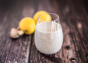 Liver Cleansing Lemon Smoothie