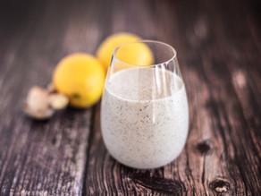 Liver Cleansing Lemon Smoothie