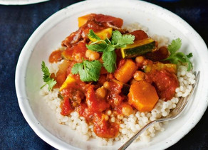 Slow Cooker Chickpea Stew