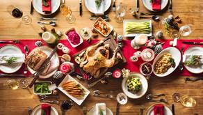 Healthy Tips Over the Festive Season
