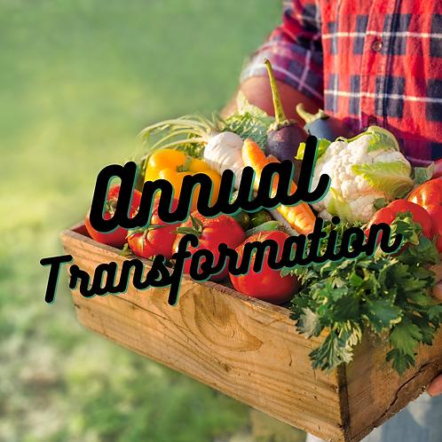 Annual Transformation