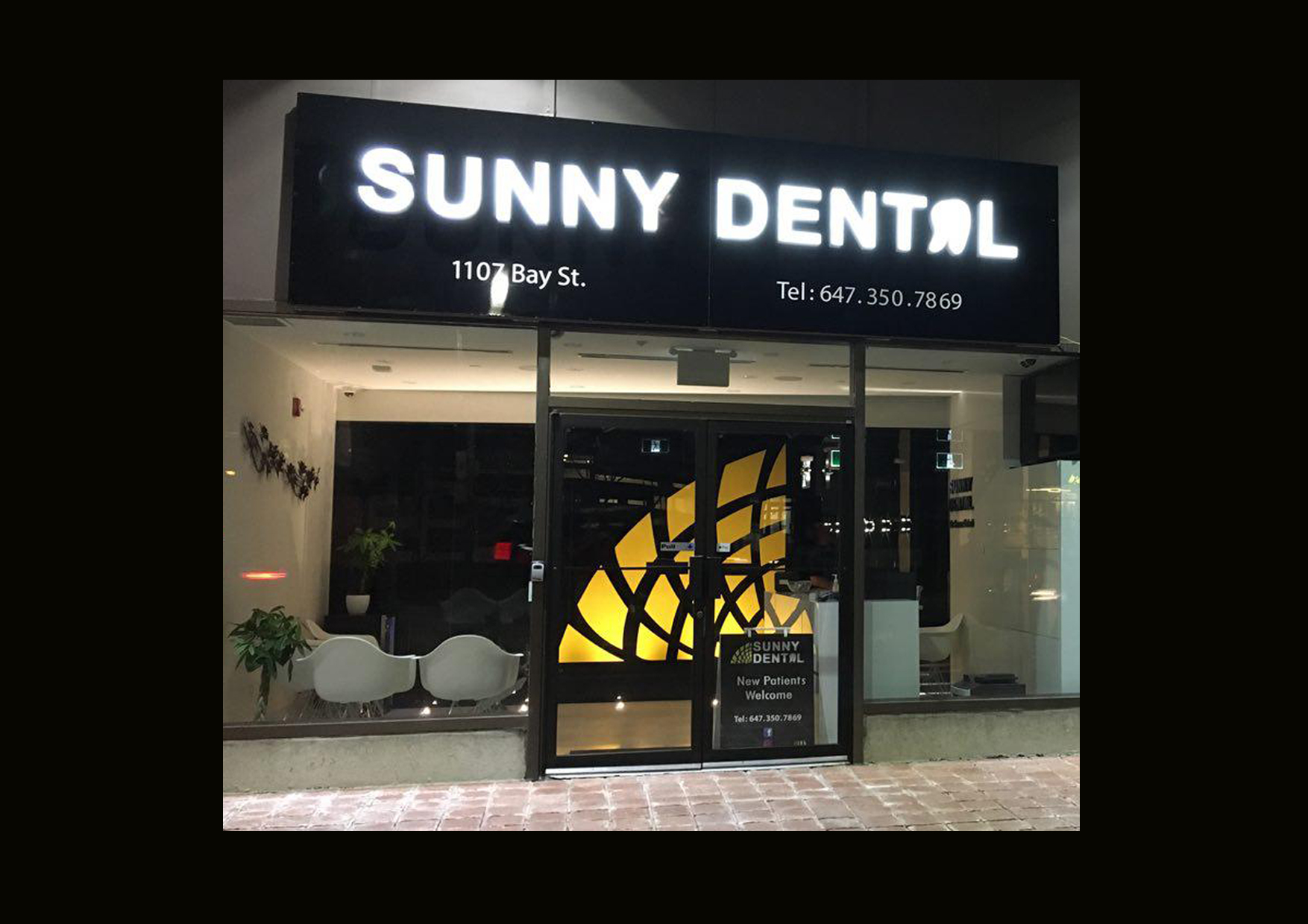 Light Box-Sunny Dental