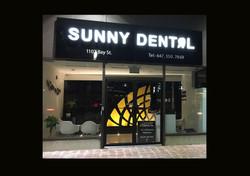 Light Box-Sunny Dental
