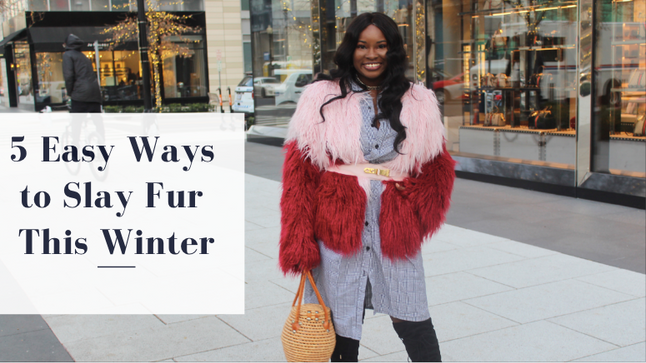 5 Easy Ways to Slay Fur This Winter