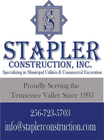 2020 Stapler Construction Small Ad - 4 x