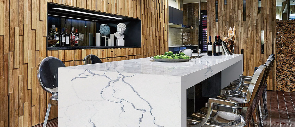 Modern Quartzite Kitchen Countertops,Wyckoff, NJ, Njcountertops.com