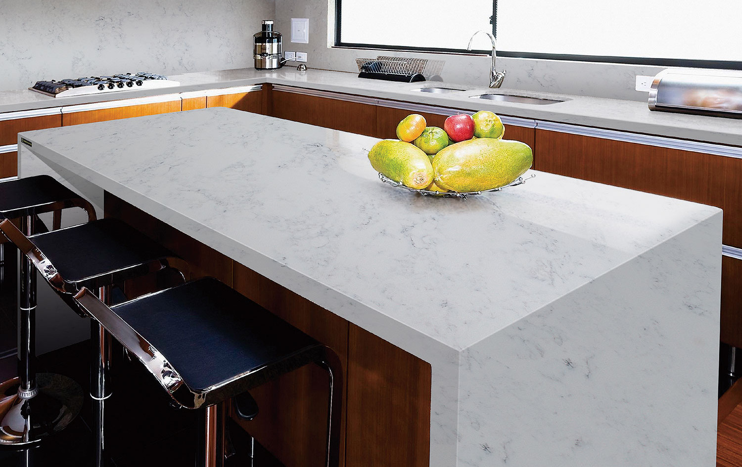 Modern Quartzite Kitchen Countertops, Bergen County, NJ, Njcountertops.com