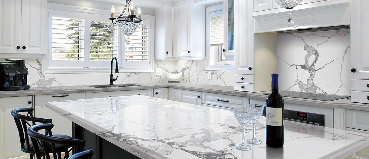 Modern Quartzite Kitchen Countertops, Mahwah, NJ, Njcountertops.com
