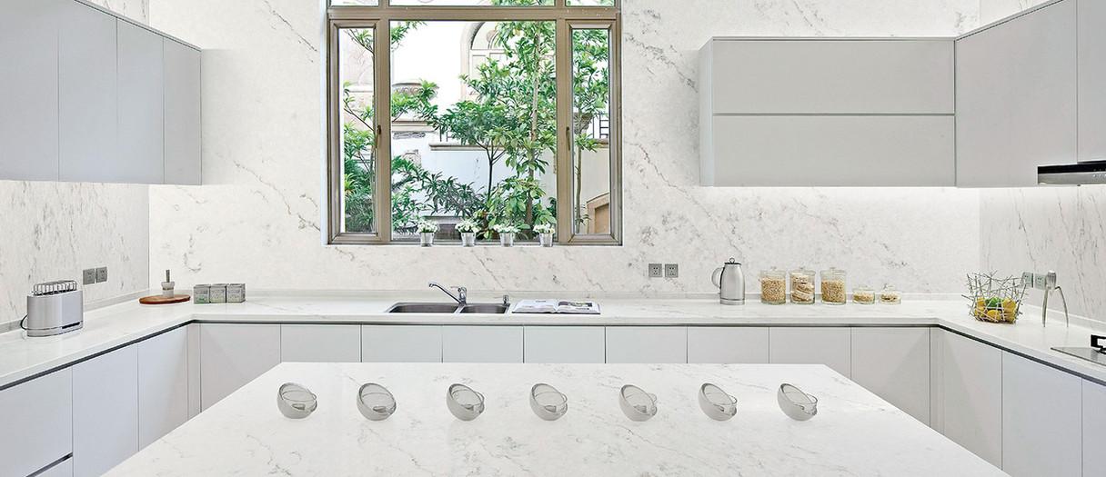 Modern Quartzite Kitchen Countertops, Passaic County, NJ, Njcountertops.com