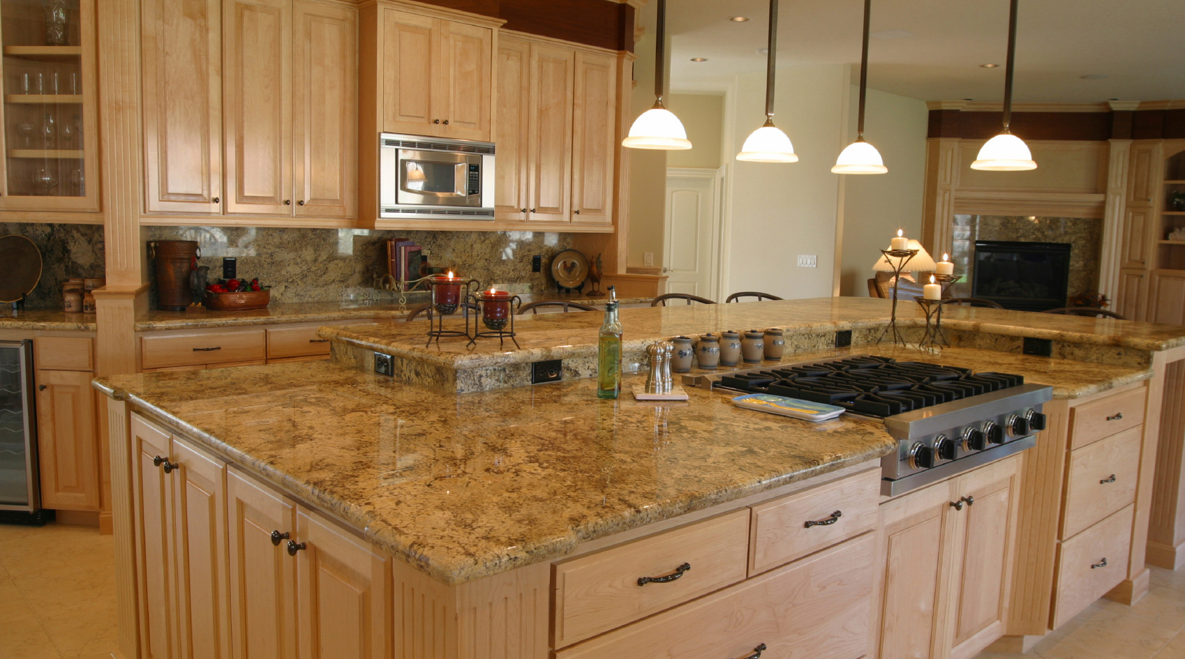 Granite Kitchen Countertops, Premier Supplier of marble, granite, quartzite, and manufactured quartz products, Njcountertops.com