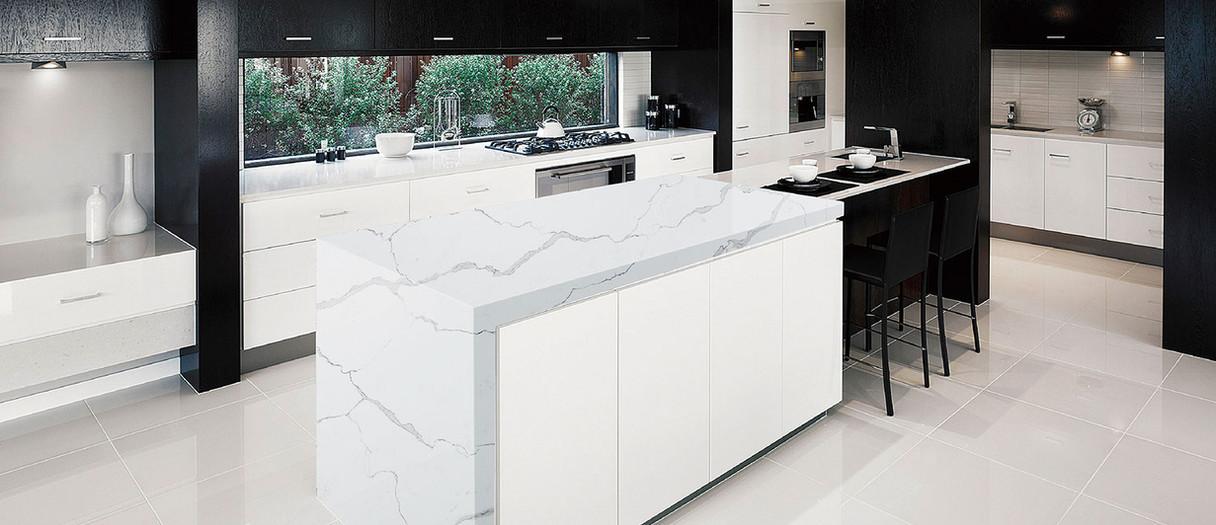 Modern Quartzite Kitchen Countertops, Ridgewood, NJ, Njcountertops.com