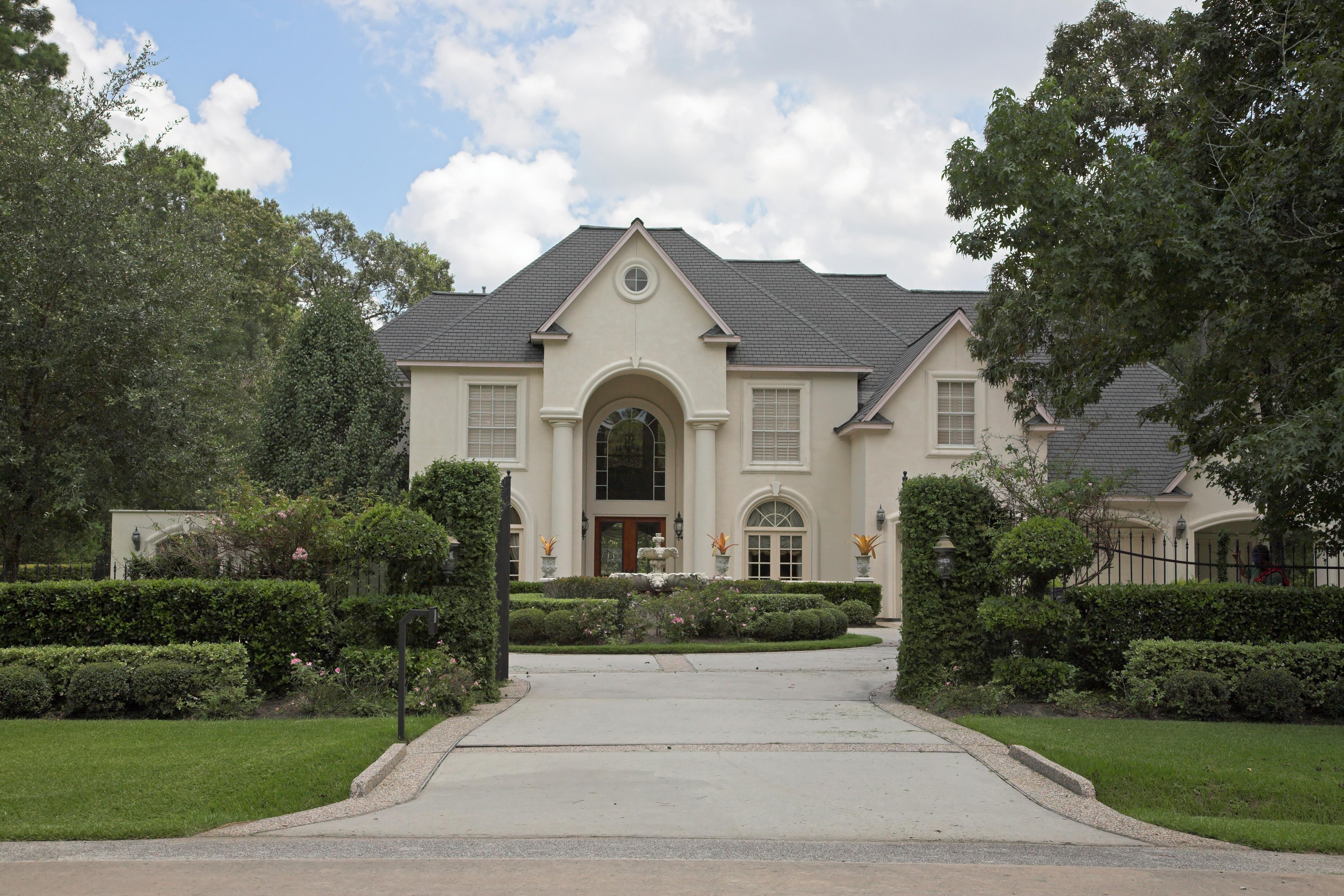 bigstock-Million-Dollar-Homes-Series-1927768