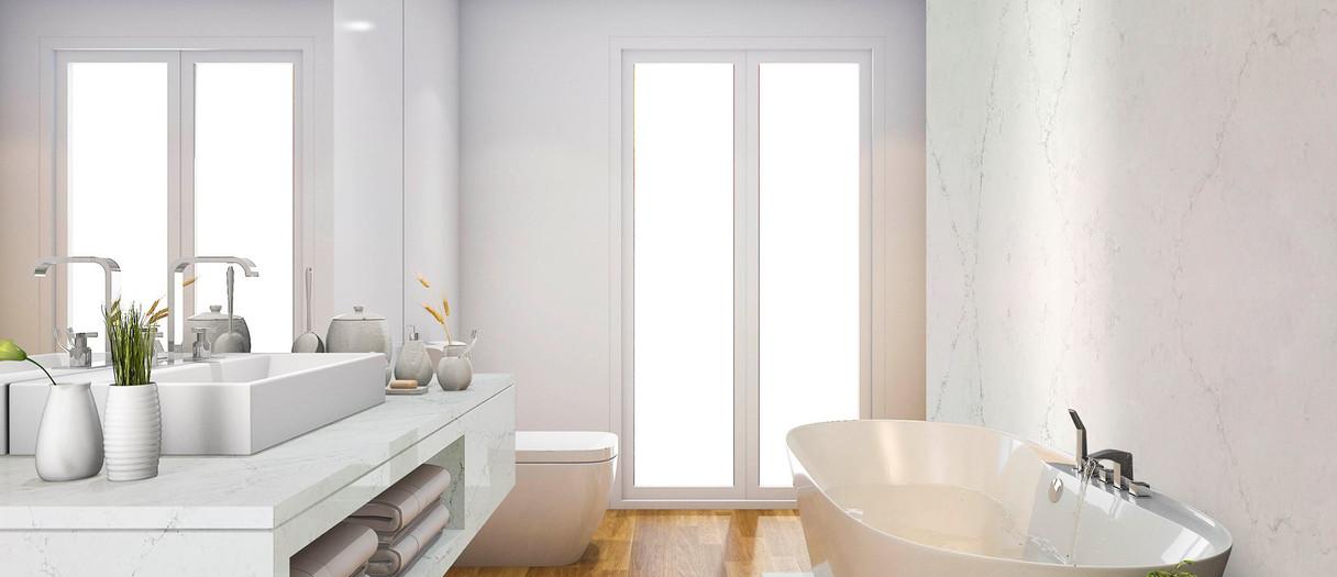 quartzite bathroom vanity, Wayne, NJ, Njcountertops.com