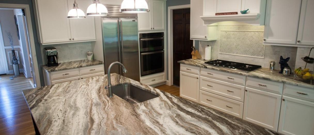 Modern Quartzite Kitchen Countertops, Hawthorne, NJ, Njcountertops.com