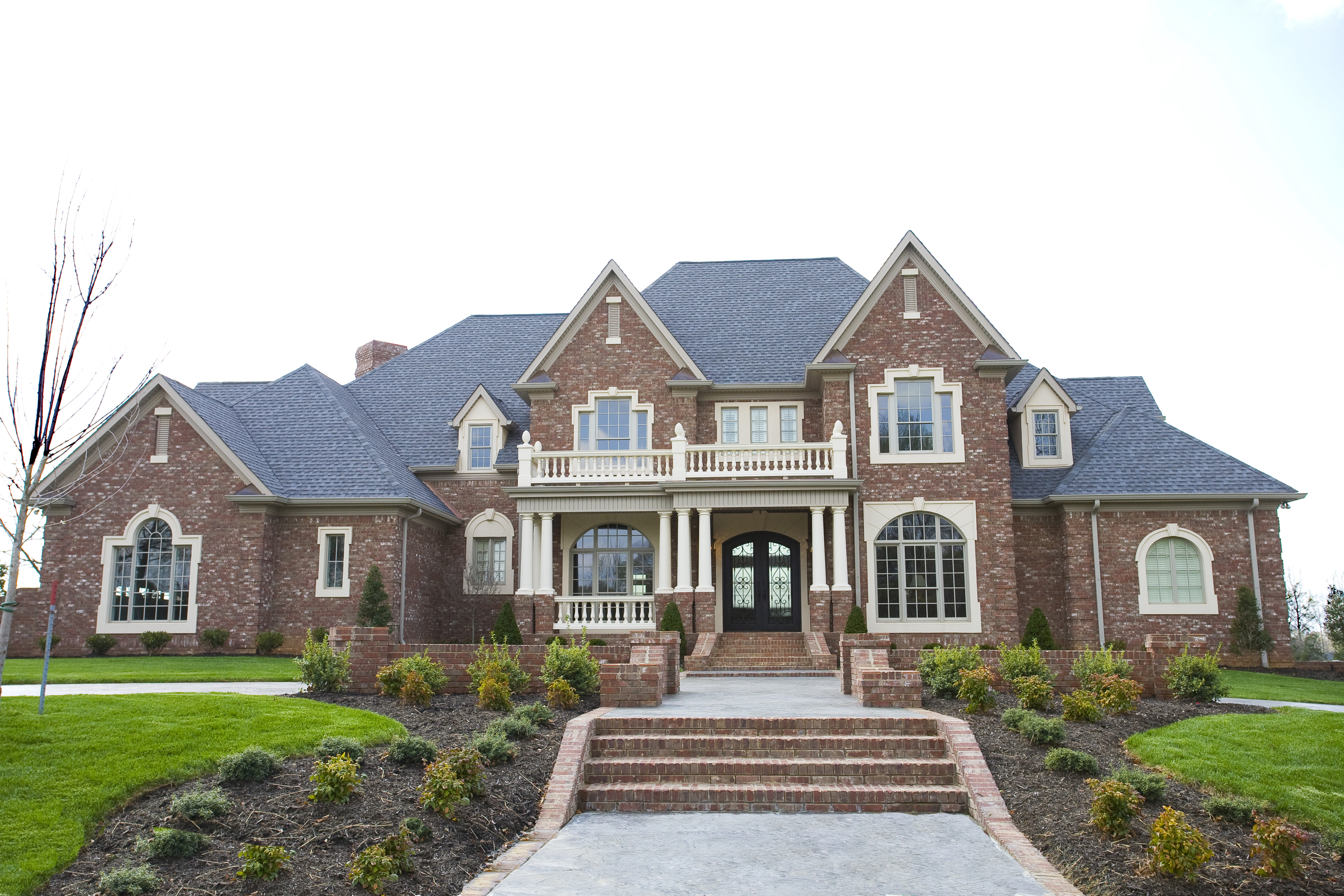 bigstock-Luxury-New-Homes-For-Sale-2910461