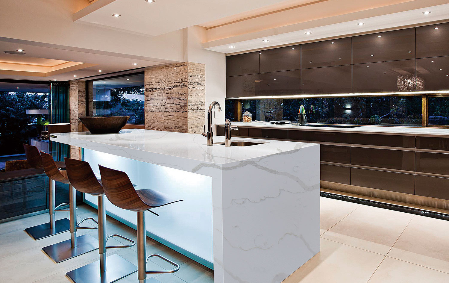 Modern Quartzite Kitchen Countertops,New York (NY), New Jersey (NJ) and Connecticut (CT), Njcountertops.com
