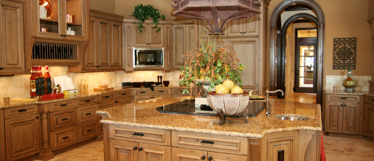 Granite Kitchen Countertops, state-of-the-art templating and fabrication technology, Njcountertops.com