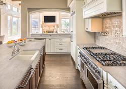 Modern Quartzite Kitchen Countertops