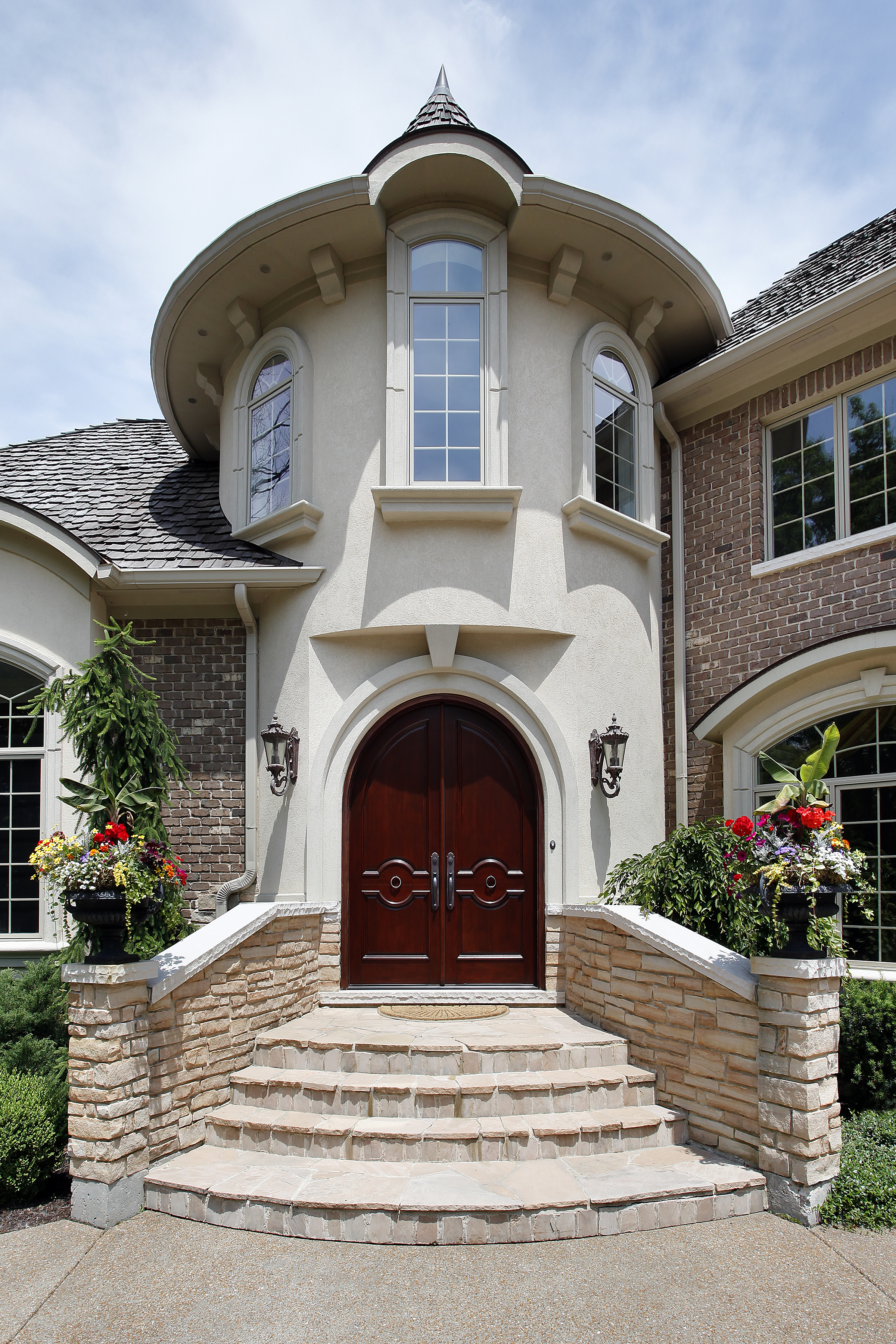 bigstock-Entry-Way-With-Stone-Steps-7271528