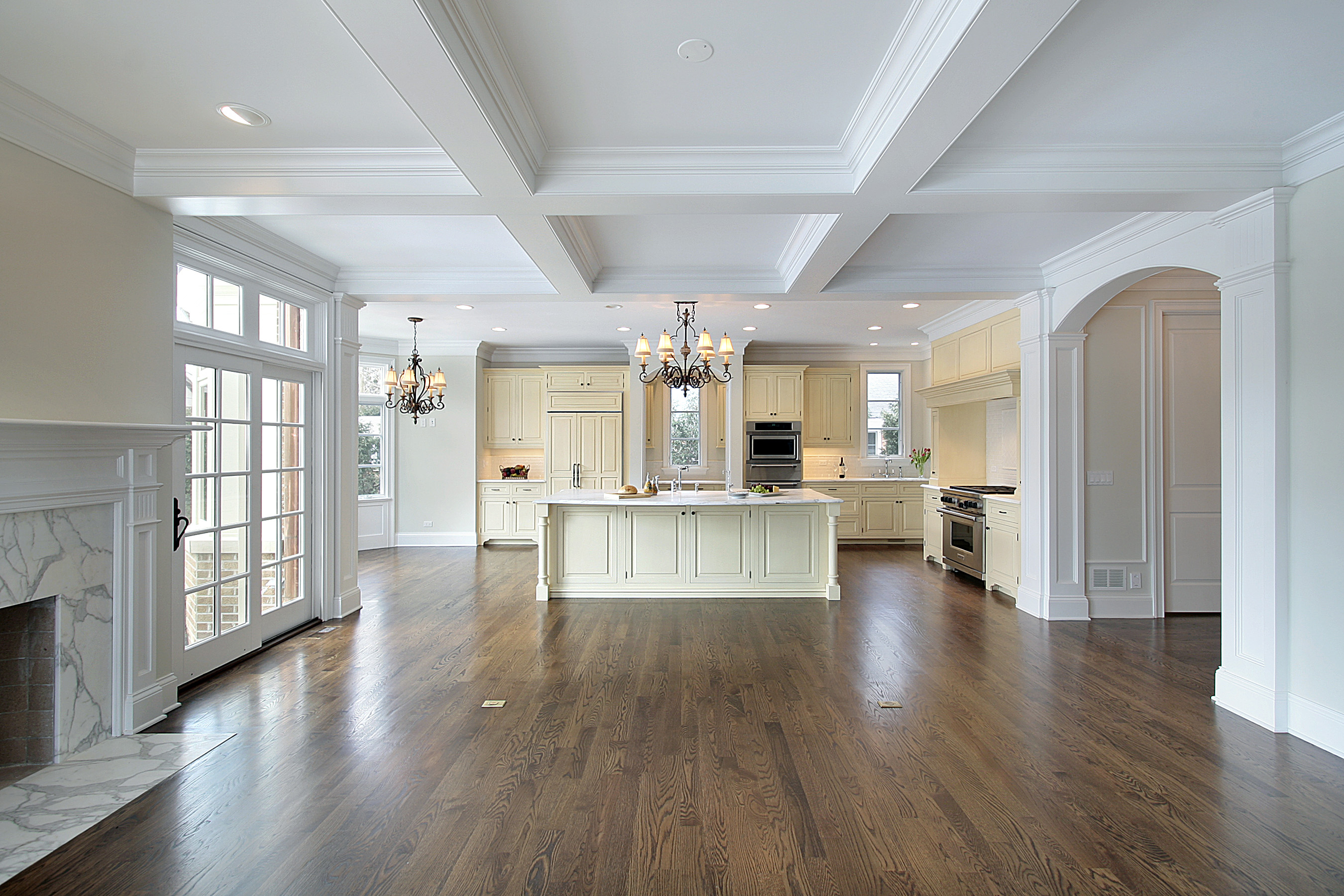 bigstock-Kitchen-And-Family-Room-5268796