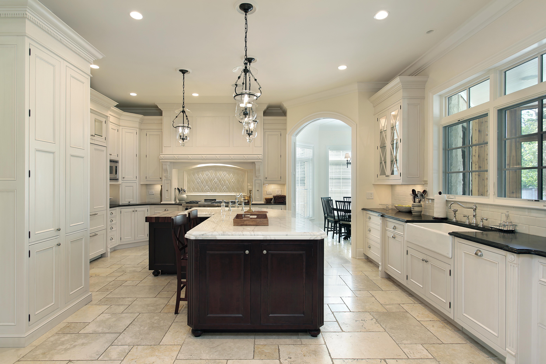 bigstock-Luxury-Kitchen-With-White-Cabi-7092178
