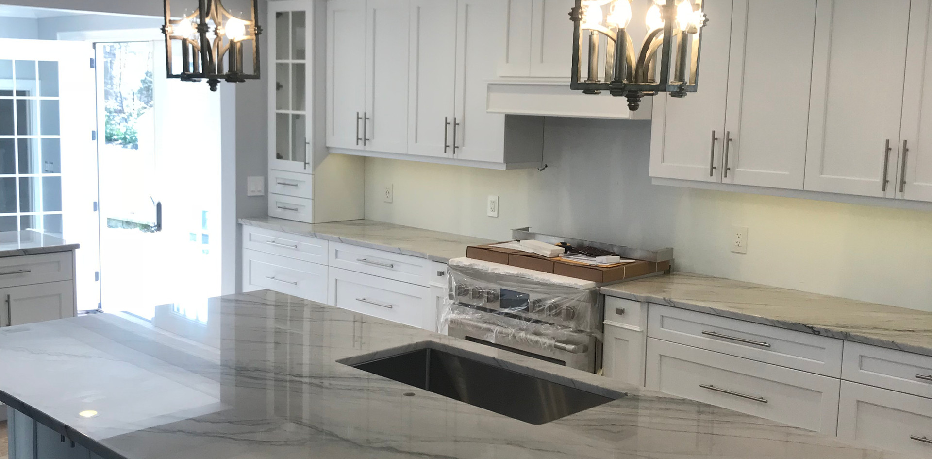 Modern Quartzite Kitchen Countertops, Paterson, NJ, Njcountertops.com