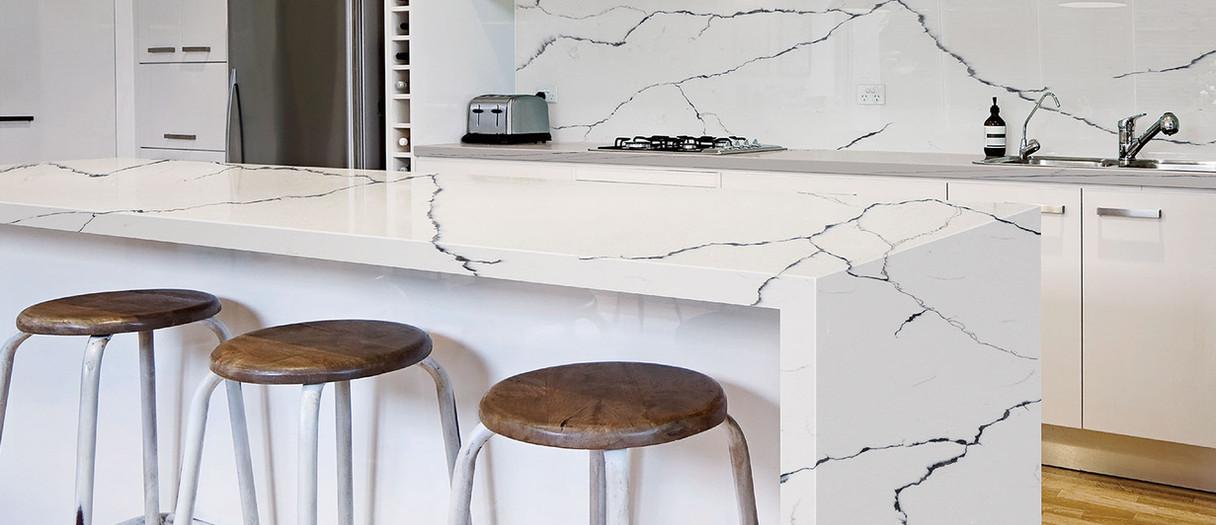 Modern Quartzite Kitchen Countertops,Teaneck, NJ, Njcountertops.com