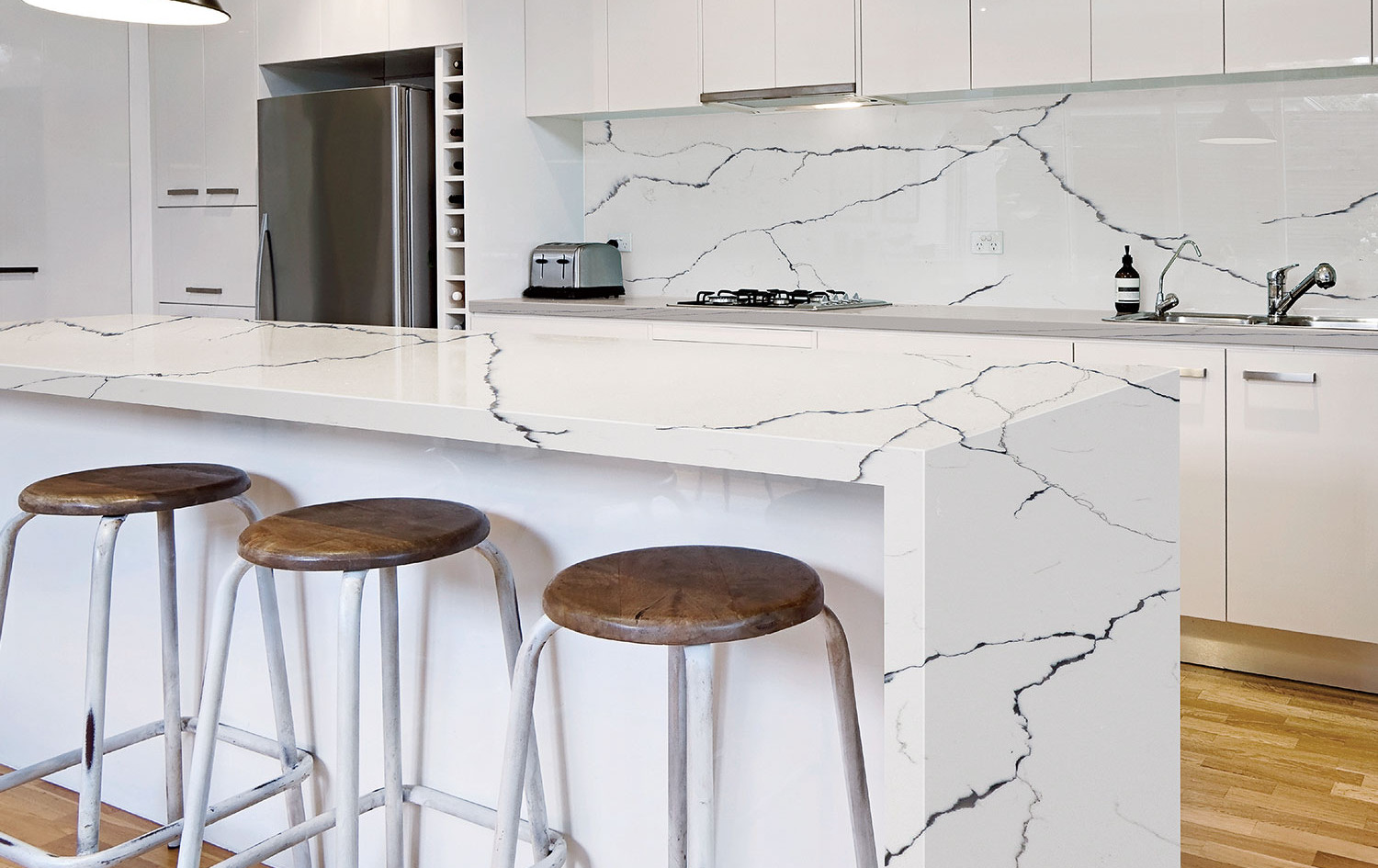Modern Quartzite Kitchen Countertops,Teaneck, NJ, Njcountertops.com
