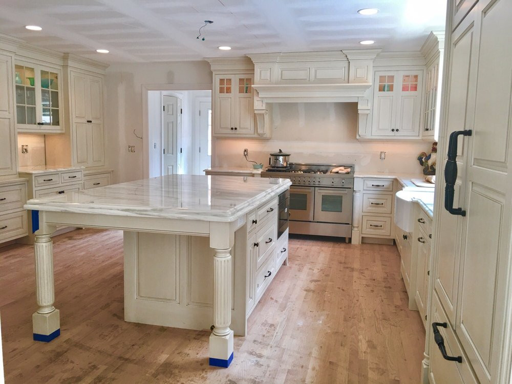 Modern Quartzite Kitchen Countertops, Oradell, NJ, Njcountertops.com