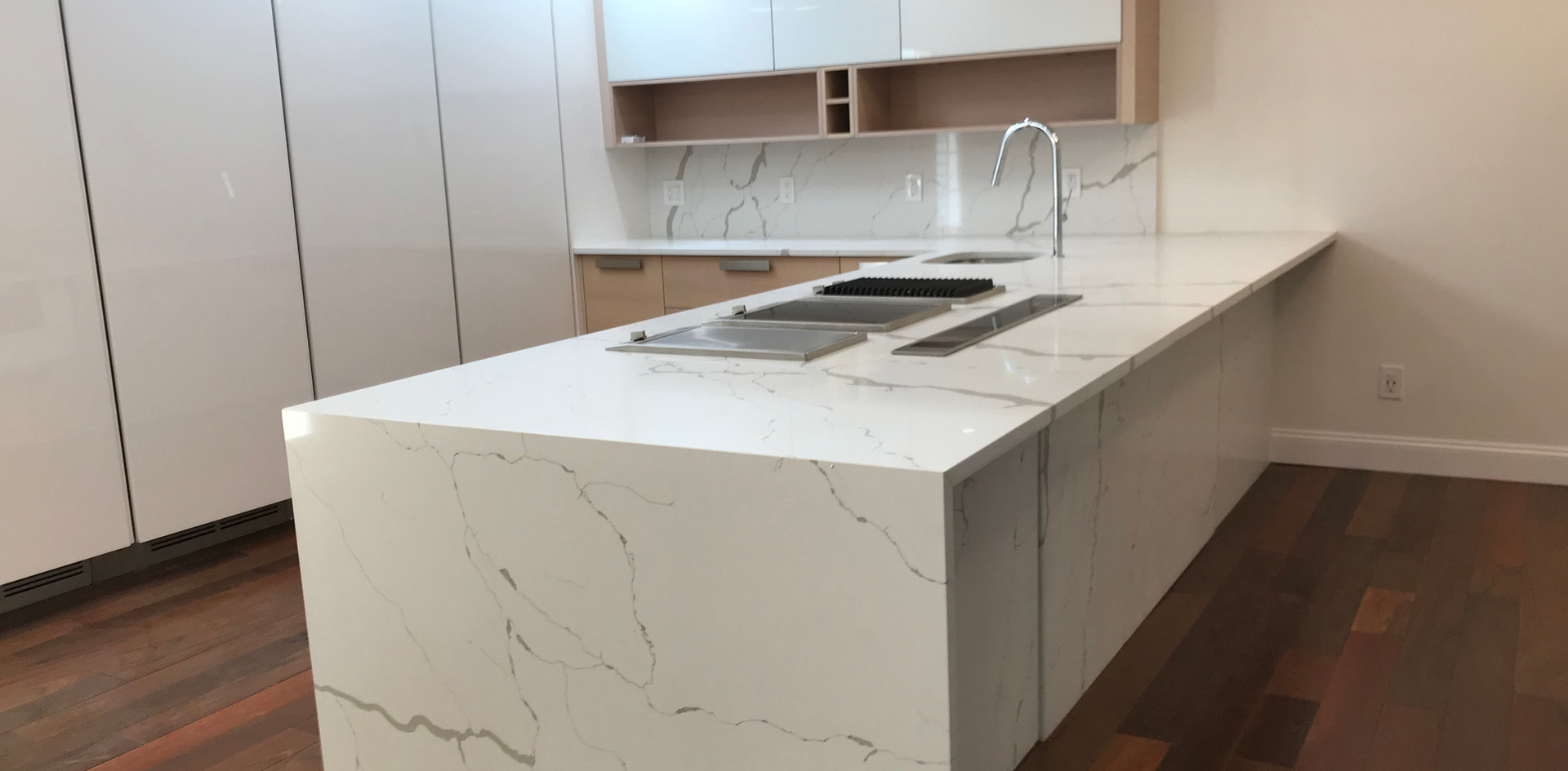 Modern Quartzite Kitchen Countertops, Wayne, NJ, Njcountertops.com